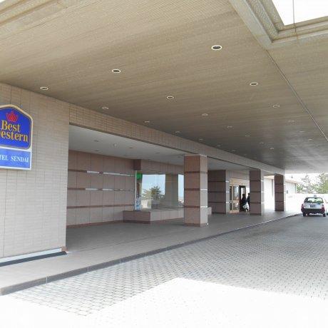 Лучший западный отель Сэндай