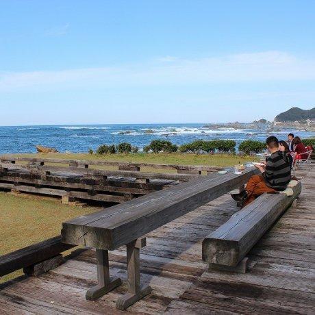 """""""Марэ"""" на побережье Этидзэна в Фукуи"""
