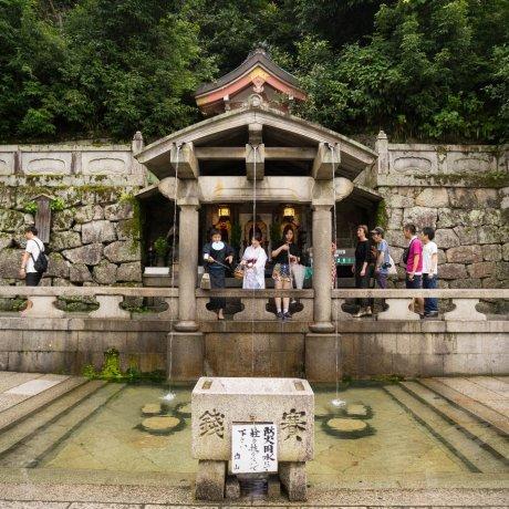 Храм Киёмидзудэра и водопад Отова