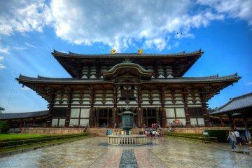 Дворец Тодаидзи в Нара