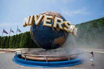 Студия Universal в Японии