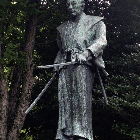 Могила Миямото Мусаси