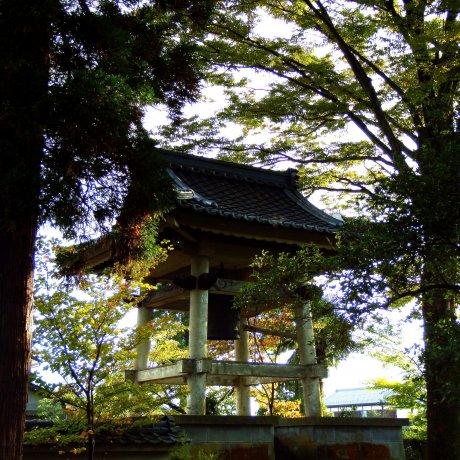 Анракудзи: храм умиротворения в Фукуи