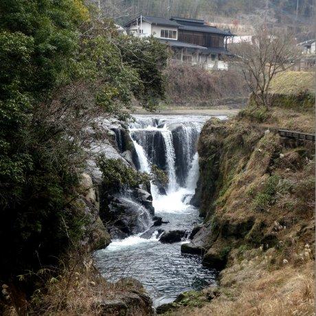 Водопад Шимоджо