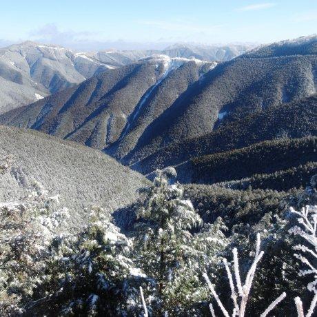 Зимние пейзажи Вакаямы