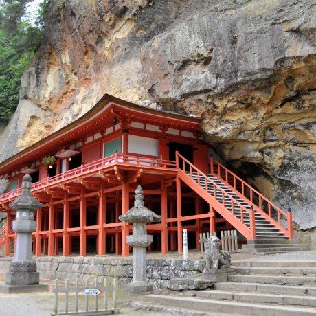 Храм Хираидзуми Таккоку но Ивая