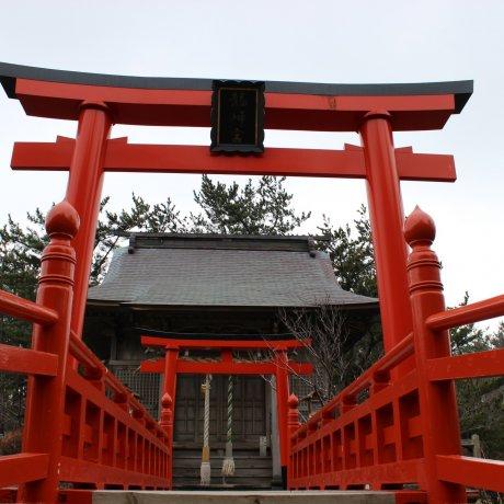 Храм Такаяма Инари