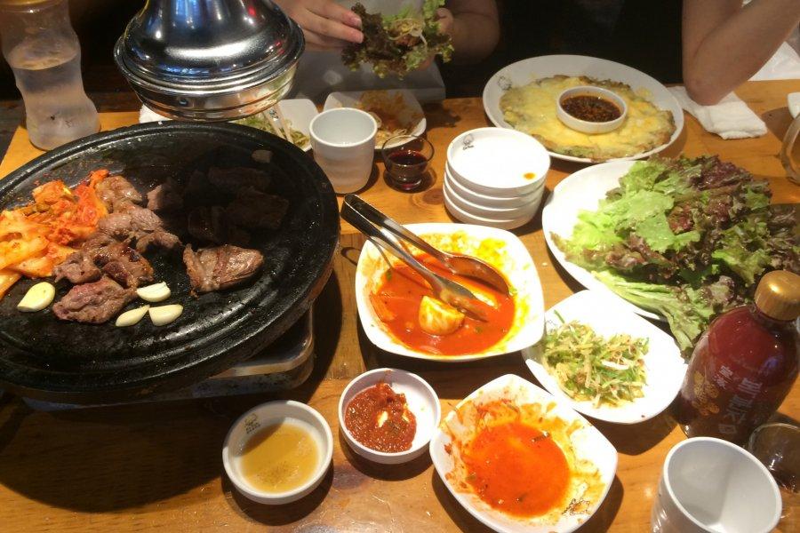 Корея-Таун в Токио: 10 развлечений
