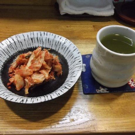 Ужин в Naoyoshi