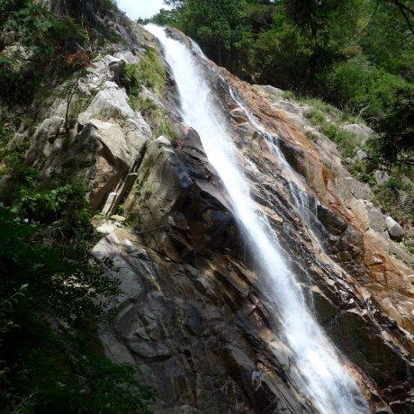 Водопад Аотаки