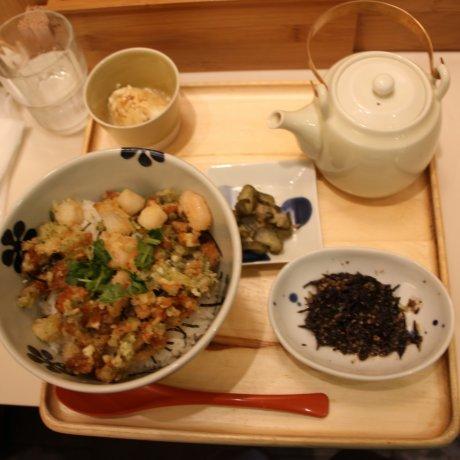 Отядзукэ в Киото