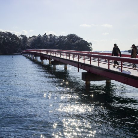 The Majesty of Matsushima