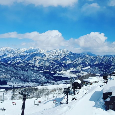 Синие небеса Хакубо Хаппо-Уан