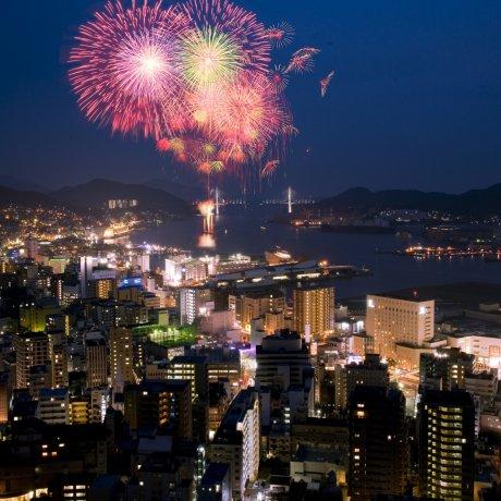 Летние фестивали в Нагасаки