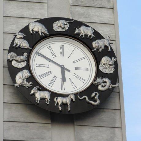 Животные в восточном гороскопе