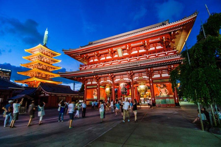 Храм Сэнсодзи
