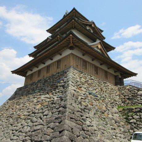 Замок Такасима в Суве