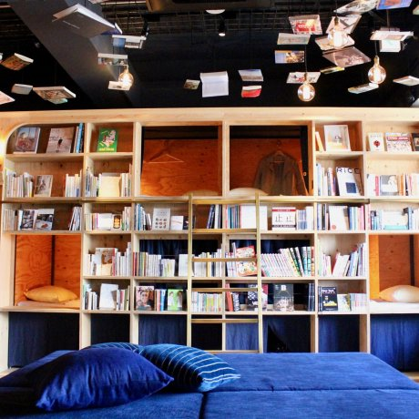 Хостел Book and Bed Tokyo