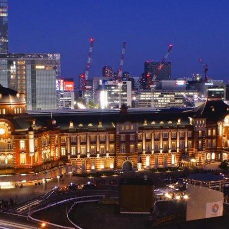 Новая станция Токио