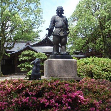 Великое святилище Идзумо Тайся