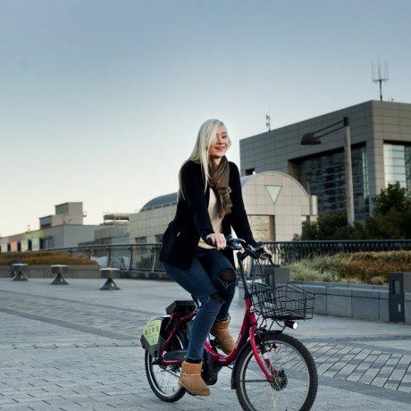 Открывайте Токио с Japan Travel Bike