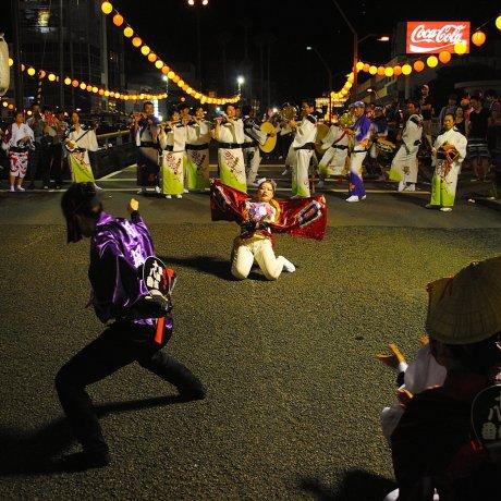 Ава Одори на Токусиме