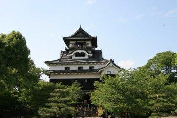 Национальное достояние: замок Инуямы