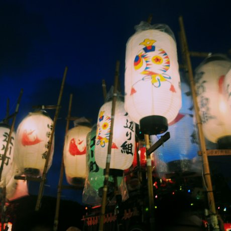 Фестиваль Танабэ