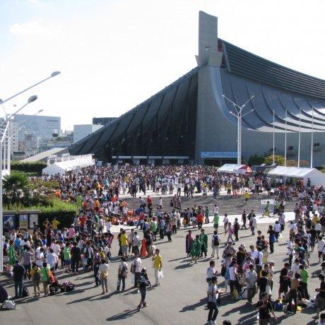 Национальный стадион Йойоги