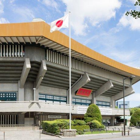 Олимпийская арена 2020: Ниппон Будокан