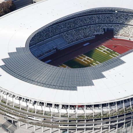 Олимпийская арена 2020: Национальный стадион