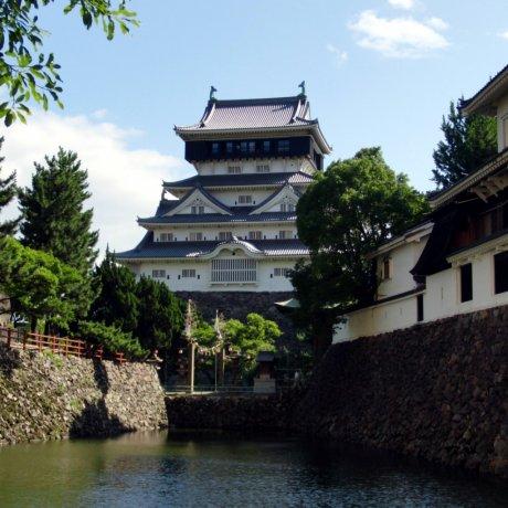 Замок Кокура в Китакюсю